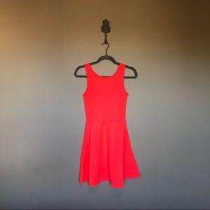 Neon Sleevless Dress 202